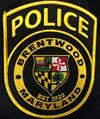 Brentwood Police Dept Badge