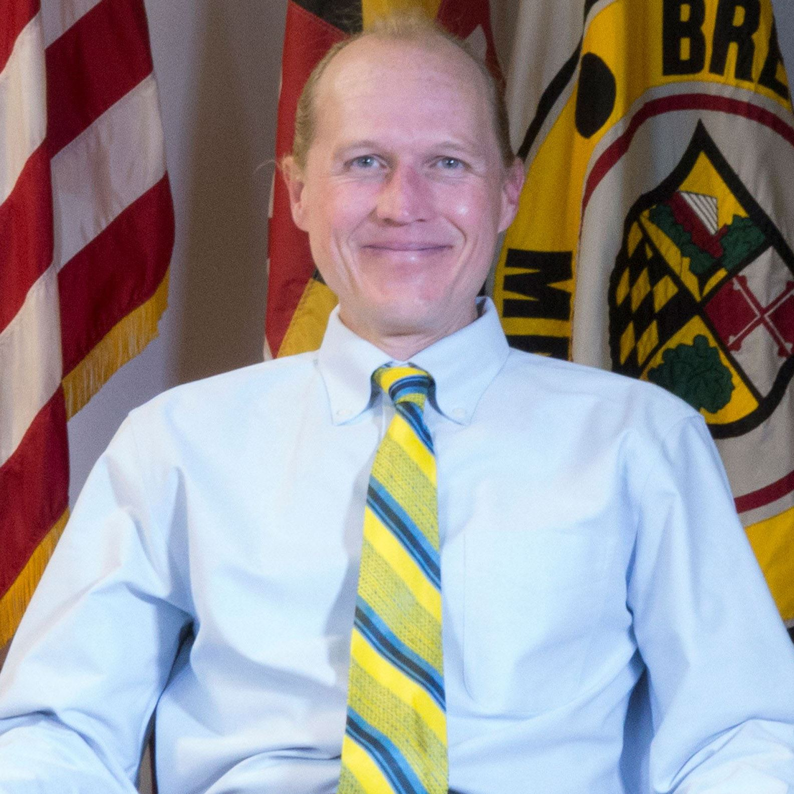 Council Member Jerry L. Burgess